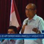 Internas de APP enfrentarán a Marcelo y Vásquez este viernes