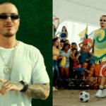 """Internacional: J Balvin lanzó """"Positivo"""", La canción no oficial del mundial Rusia 2018"""