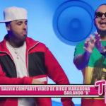 """J Balvin comparte vídeo de Diego Maradona bailando """"X"""""""