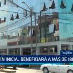Trujillo: Jardín Inicial beneficiará a más de 180 niños