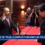 Jefe de Trujillo empezó funciones de fizcalización