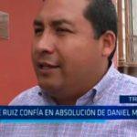 José Ruiz confía en absolución de Daniel Marcelo