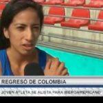 Joven atleta se alista para Iberoamericano