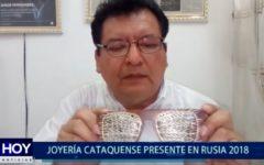 Piura: Joyería Cataquense presente en Rusia 2018