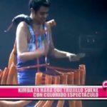 Kimba Fá hará que Trujillo suene con colorido espectáculo