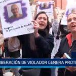 España: Liberación de violador genera protestas