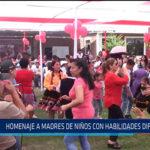 Chiclayo: Homenaje a madres de niños con habilidades diferentes