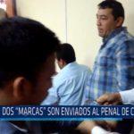 """Chiclayo: Dos """"Marcas"""" son enviados al penal de Chiclayo"""