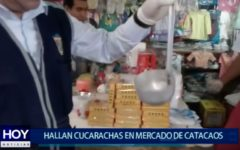 Piura: Mercado de Catacaos estaría insalubre