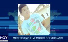 Piura: Misteriosa muerte de joven estudiante