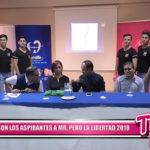 Ellos son los aspirantes a Mr. Perú La Libertad 2018