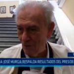 APRA: José Murgia respalda resultados del presidente del TER