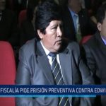 Chiclayo: Fiscalía pide prisión preventiva contra Oviedo
