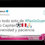 Famosos lamentan ausencia de Paolo Guerrero en el mundial