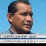 Presidente de Alianza Libertad define refuerzos