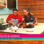 Rico y Baratito: Preparación de un delicioso pollito al ajonjoli