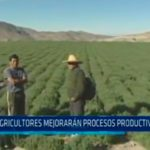 Trujillo: Agricultores mejorarán procesos productivos