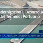 SNI Y CCPLL respaldan concesión del puerto de Salaverry