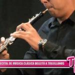 Local: Recital de música Clásica deleitó a trujillanos