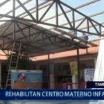 Piura: Rehabilitan Centro Materno Infantil en Tambogrande