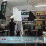 Conoce al retrato humano más grande hecho con una impresora 3D