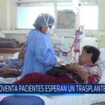 Chiclayo: Noventa pacientes esperan un trasplante de riñón
