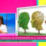 Consultorio Psicológico: Estrategias de intervención en la salud mental