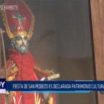 Chimbote: Declaran Patrimonio cultural fiestas de San Pedrito