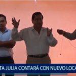 Piura: Santa Julia contará con nuevo Local Comunal