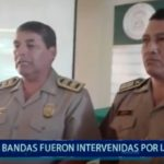 Piura: Se ha fortalecido el área de inteligencia policial