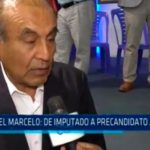 Daniel Marcelo: De imputado a precandidato a la MPT