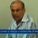 El 22 de mayo se conocerá la sentencia final de Daniel Marcelo