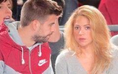 Crecen los rumores de una ruptura entre Gerard Piqué y Shakira