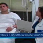 SIS atiende a 13 pacientes con síndrome neurológico agudo