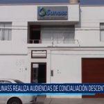 Chiclayo: Sunass realiza audiencias de conciliación descentralizadas