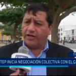 SUTEP inicia negociación colectiva con el gobierno