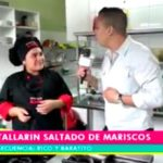 Rico y Baratito: Tallarín saltado de mariscos