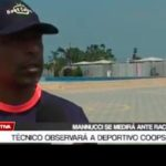 Técnico observará a Deportivo Coopsol
