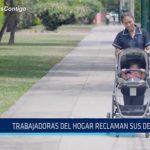 Chiclayo: Trabajadoras del hogar reclaman sus derechos