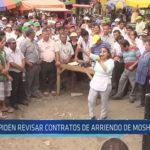 Chiclayo : Piden revisar contratos de arriendos de Moshoqueque