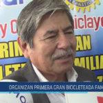 Chiclayo : Organizan primera gran bicicleteada familiar
