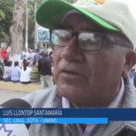 Chiclayo : Trabajadores universitarios retoman huelga general