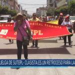 Chiclayo: Huelga de SUTEPL- Clasista es un retroceso para la educación 3 visualizaciones