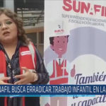 Chiclayo: SUNAFIL busca erradicar trabajo infantil en Lambayeque