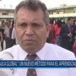 """Chiclayo : """"Aula Global"""" un nuevo método para el aprendizaje escolar"""