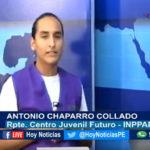 Chiclayo: En nuestro bloque YA NO MÁS, Conversamos con Antonio Chaparro Collado