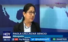 Chiclayo: Cómo denunciar un caso de violencia contra la mujer.