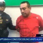 """Piura: Capturan a conocido delincuente alias """"El gallo"""" en Sechura."""