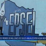 Chiclayo: Se pierde 20 millones de soles anuales por agua no facturada