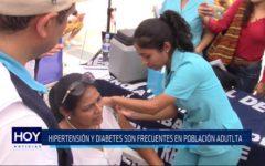 Chiclayo: Hipertensión y diabetes son frecuentes en población adulta